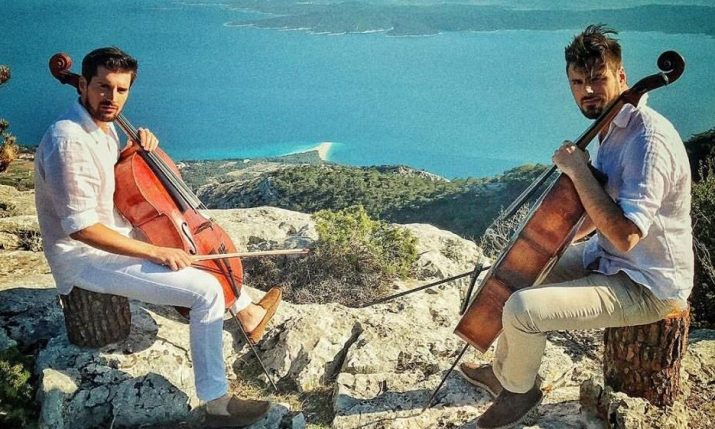 [VIDEO] 2CELLOS Release New Video – Schindler's List Theme