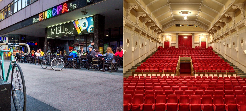 Zagreb's Iconic Cinema Kino Europa Turns 92 Today