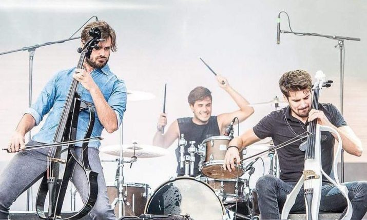 2CELLOS Only Croatian Concert Selling Out Fast