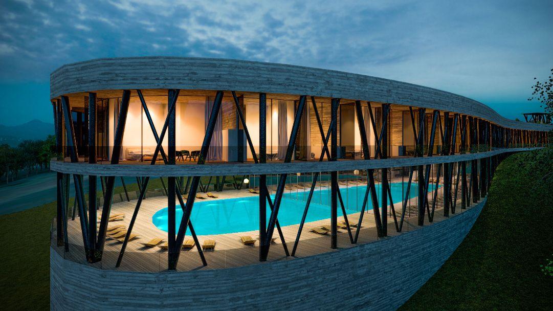 Impressive New Boutique & Detox Hotel Opening in Hrvatsko Zagorje