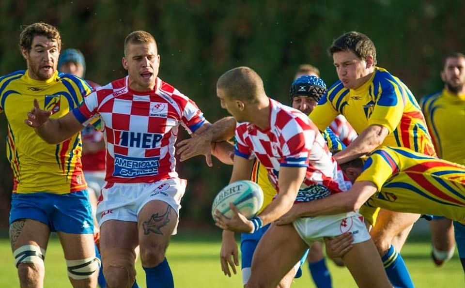 Croatia Continue Road to 2019 Japan Rugby World Cup