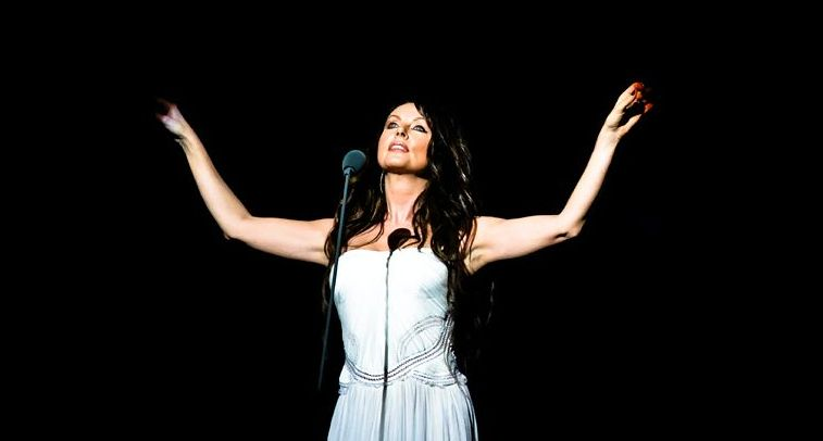 Sarah Brightman To Perform In Zagreb Croatia Week