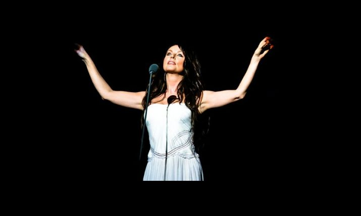 Sarah Brightman to Perform in Zagreb