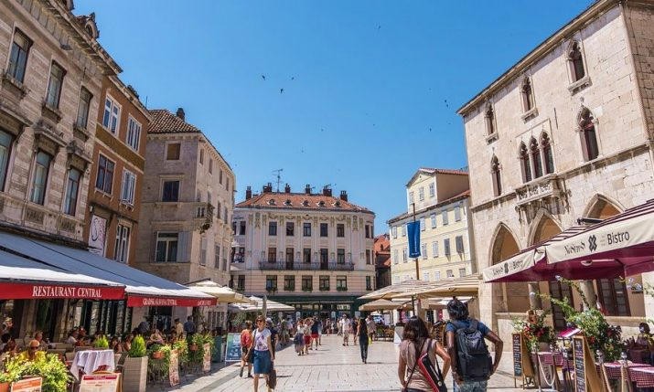 Preseason Tourism up 62% in Croatia