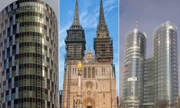 The 10 Tallest Buildings in Croatia