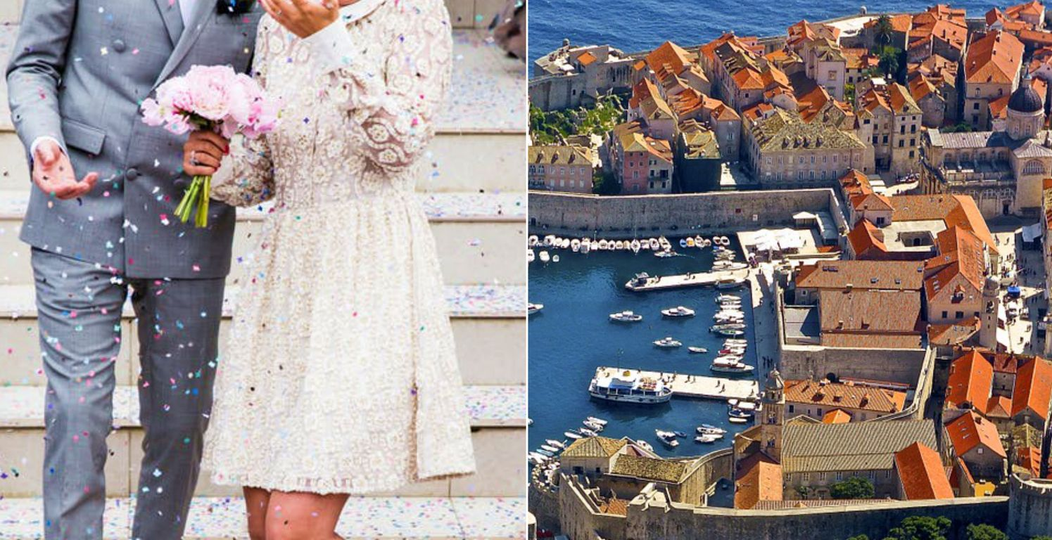 Foreign Weddings in Croatia on the Rise – Hvar No.1 Location