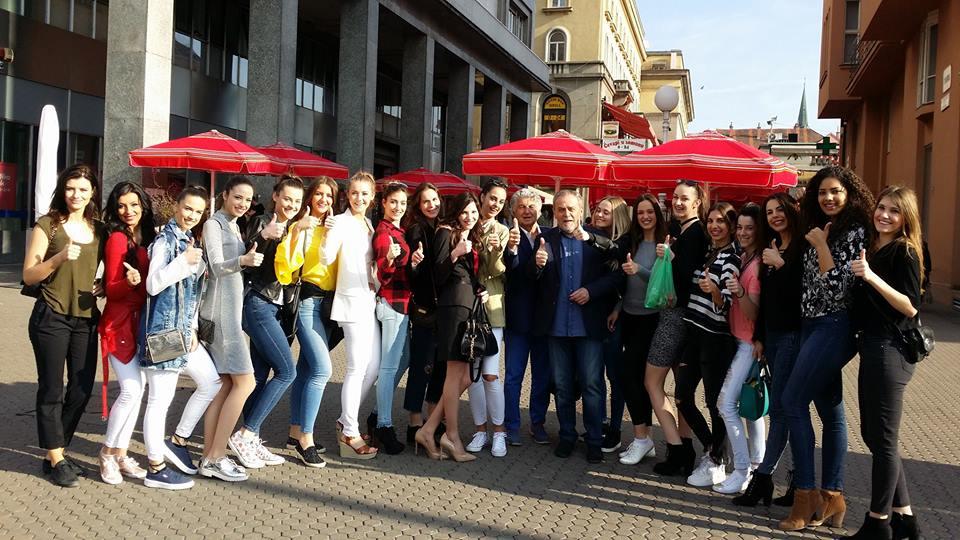 [PHOTOS] Miss Universe Croatia 2017 Finalists