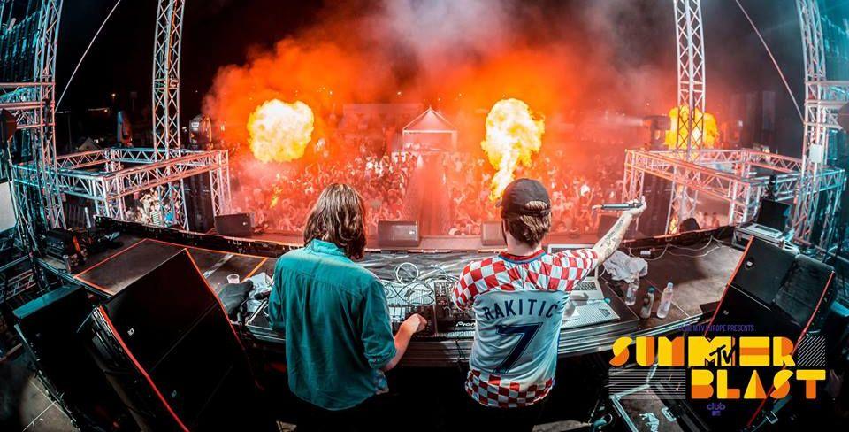 MTV SummerBlast in Croatia: Phase 2 Lineup Announced