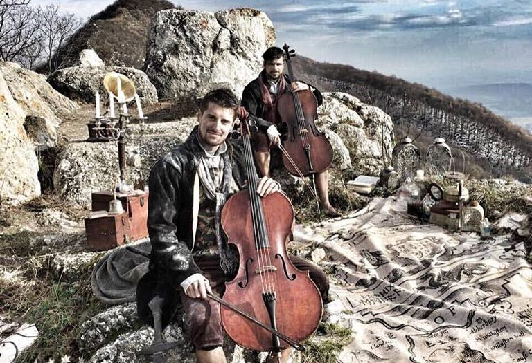 [VIDEO] 2CELLOS Do Lord of the Rings Theme