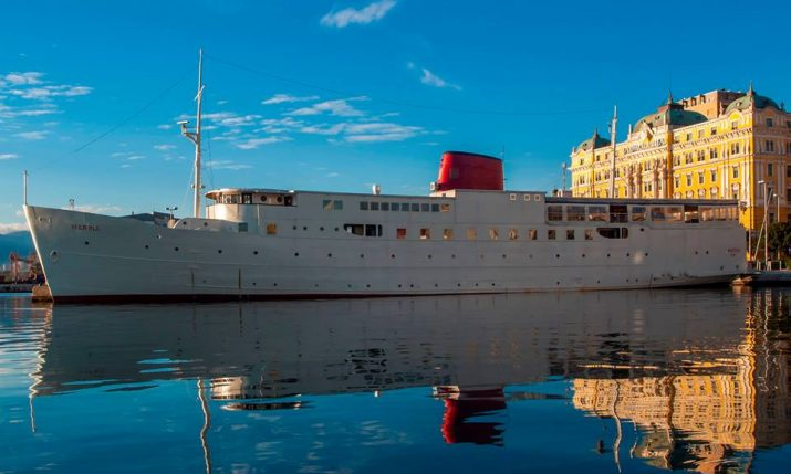 [PHOTOS] Take a Tour Inside Croatia's First Botel