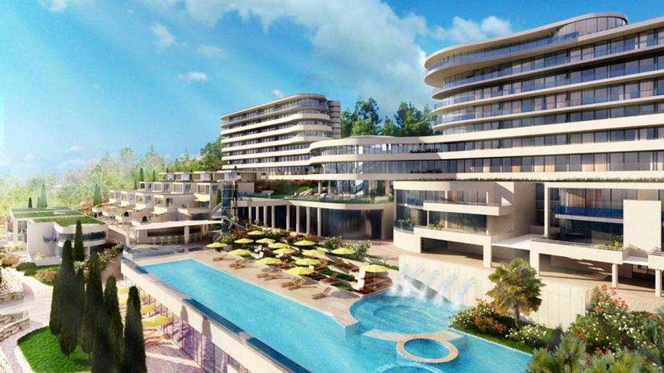 Work Starts on €50 Million Luxury Resort in Rijeka