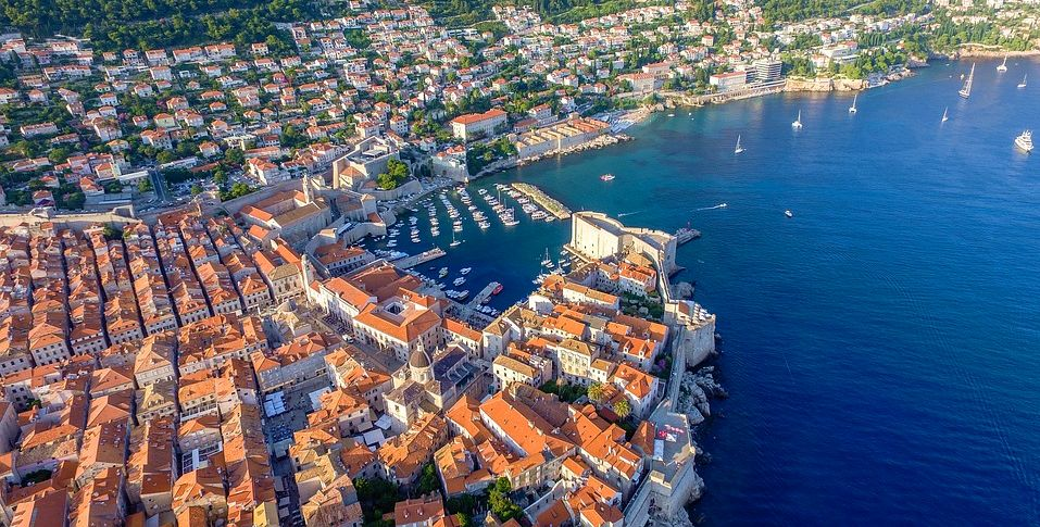 Tourism in Croatia Up 22% in First 4 Months of 2017