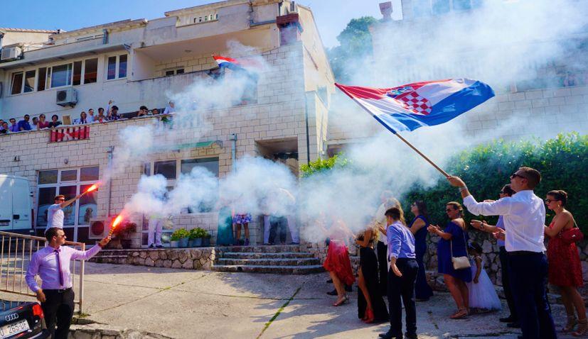 An American's Observations of Croatian Cultural Customs