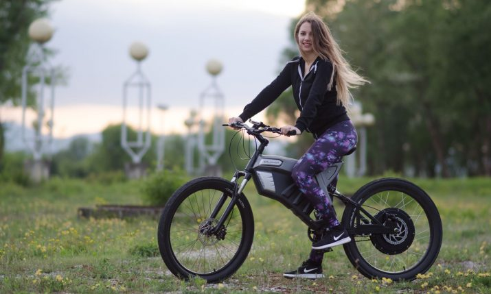 Croatian Electric Bike 'Grunner' Presented