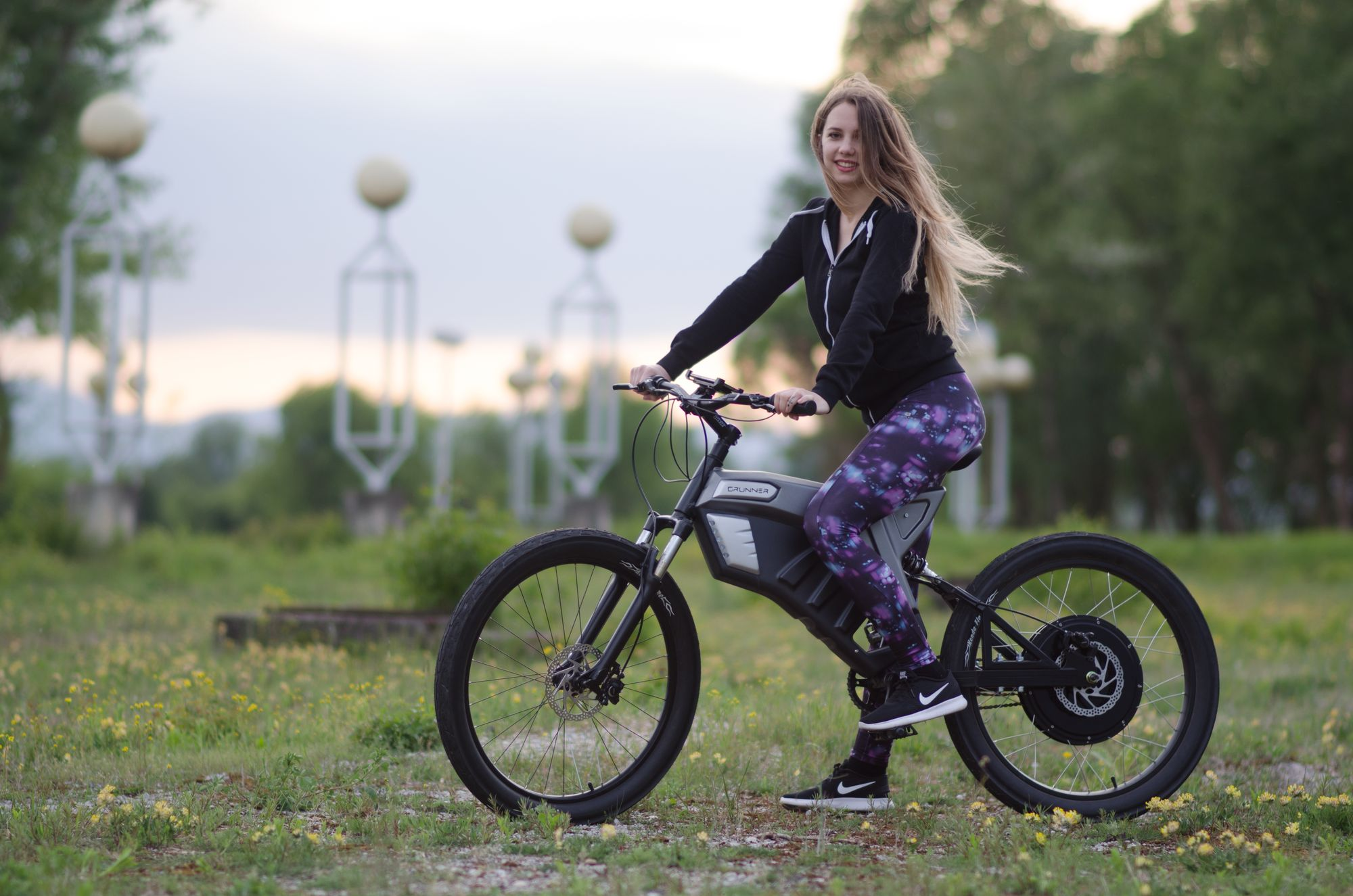 Croatian Electric Bike 'Grunner' Presented