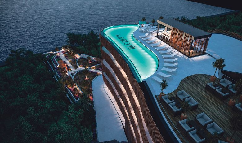 Impressive New Luxury Boutique Hotel Coming to Krk Island
