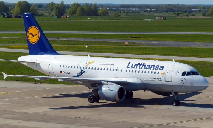 Lufthansa Celebrating 50 Years in Croatia