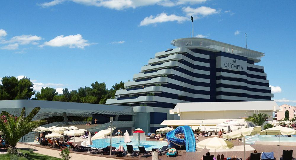 New Luxury Modern Hotel to Open on Dalmatian Coast in June