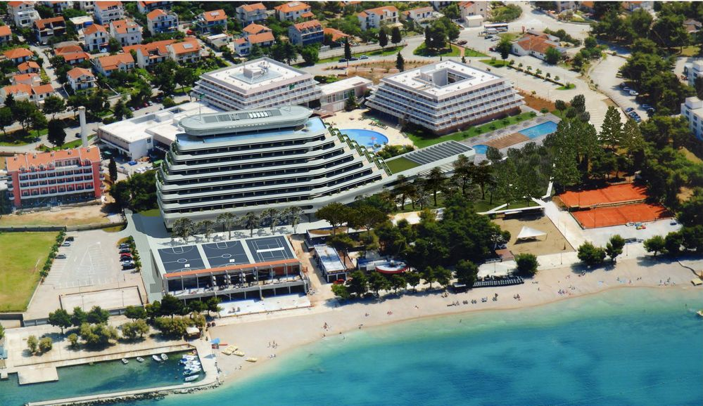 [PHOTOS] Luxury Olympia Sky Opens in Vodice