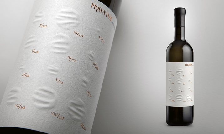 Award-Winning Croatian Wine Label Lets Nature Speak Through it