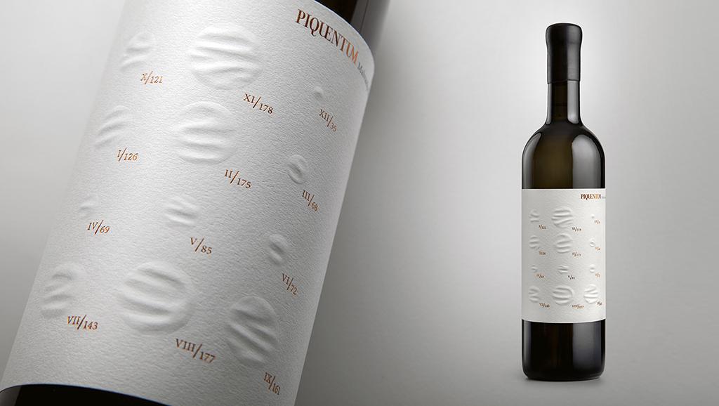 Award-Winning Croatian Wine Label Lets Nature Speak Through it