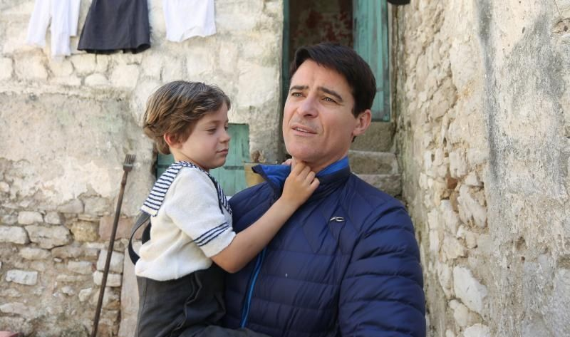 Goran Višnjić's 5-Year-Old Son Playing Young Ante Gotovina in New Film