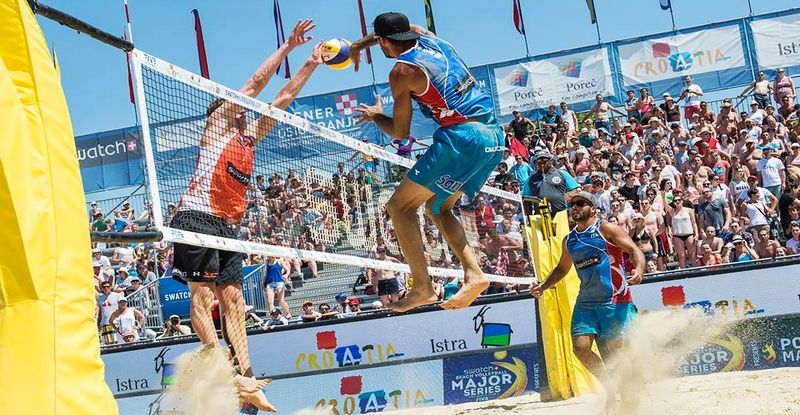 Swatch Beach Volleyball Major Series Coming Back to Croatia