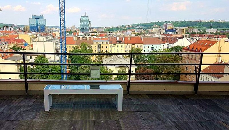 First Croatian Smart Benches Placed in Melbourne & Prague