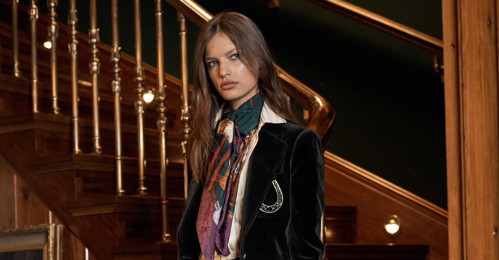 Ralph Lauren Selects Croatian Teen to be Face of New Collection