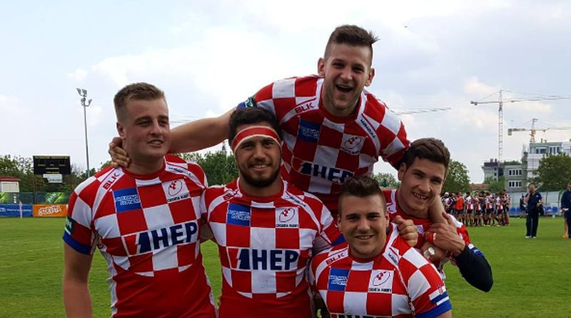 18,000 km Travel from New Zealand to Play a Rugby Match for Croatia