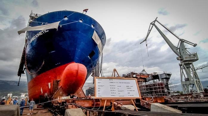 Croatian Shipyard Becoming Tourist Attraction