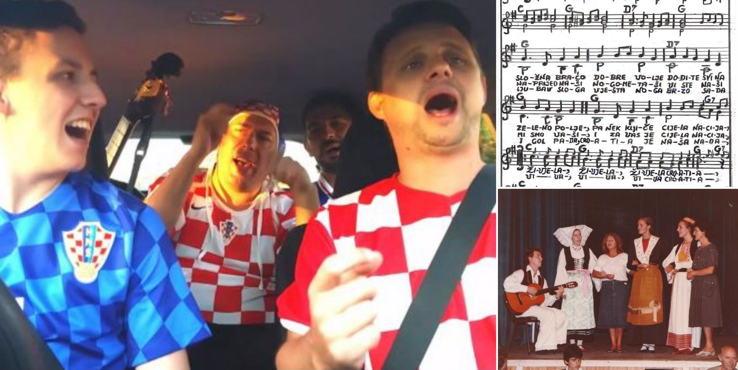 [VIDEO] Iconic Croatian Song Abroad Recorded Again After 30 Years