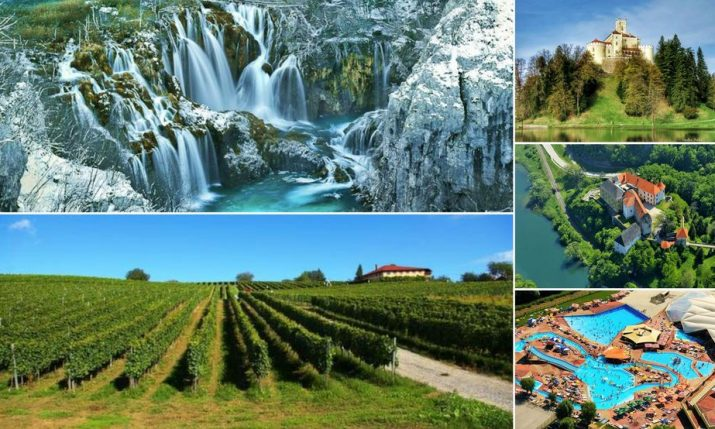10 Great Day Trips from the Croatian Capital Zagreb