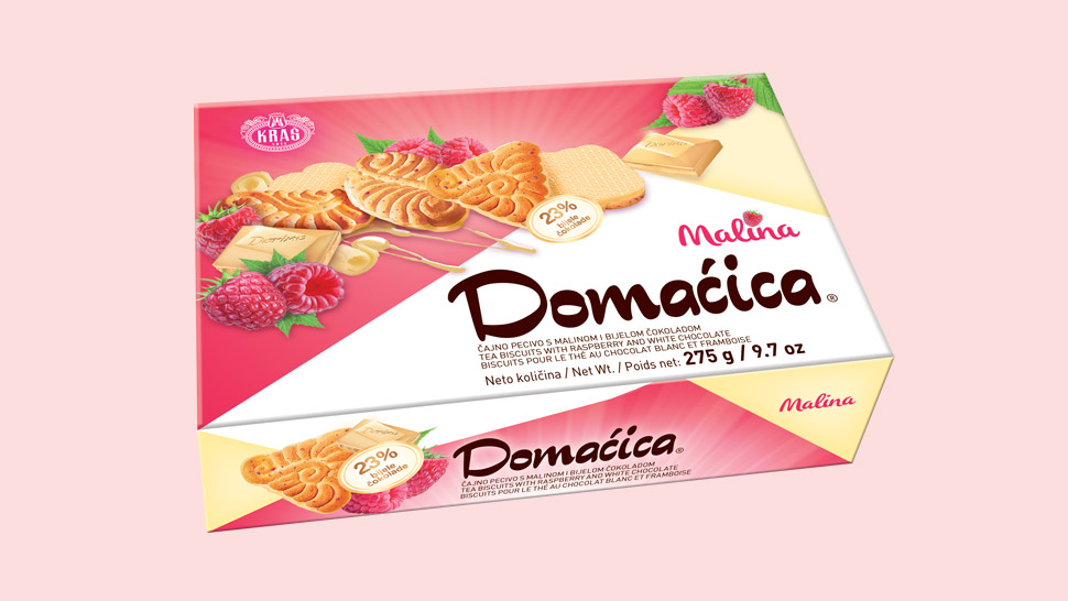 New Flavour for Iconic Croatian Domaćica Biscuits