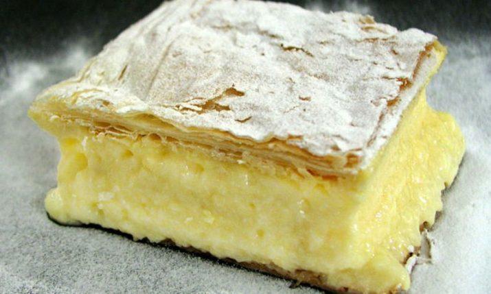 VIDEO: Croatian recipes: Kremšnita