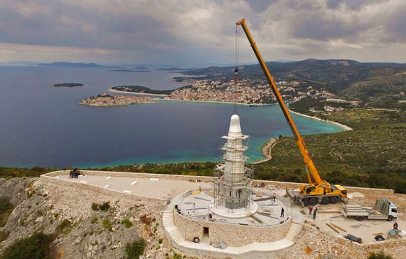 Giant Statue of Our Lady to be Unveiled in Primošten