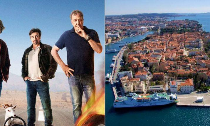 [VIDEO] The Grand Tour in Zadar