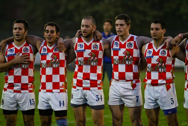 Croatian National Australian Rules Team Launch Crowdfunding to get to AFL Cup in Melbourne
