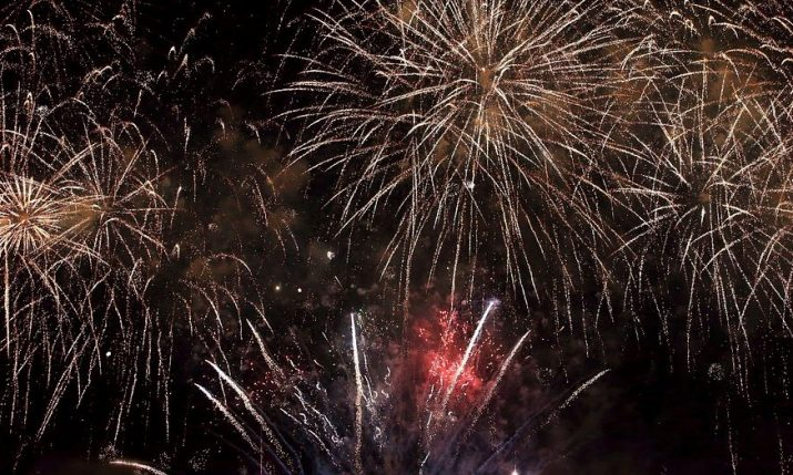 [360° VIDEO] Epic Finale at 17th International Fireworks Festival in Zagreb