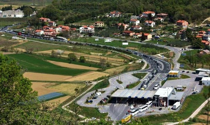 Smoother Croatia-Slovenia Border Crossings During Summer Tourist Season