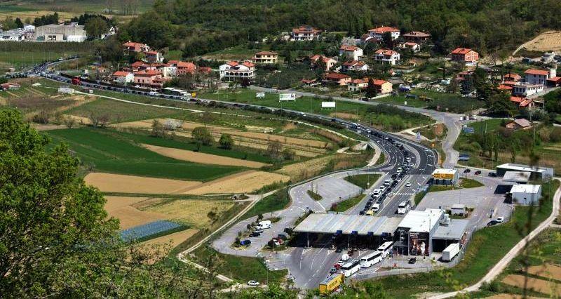 Smoother Croatia-Slovenia Border Crossings During Summer Tourist Season