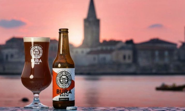 Bura Brew – The New Croatian Craft Beer