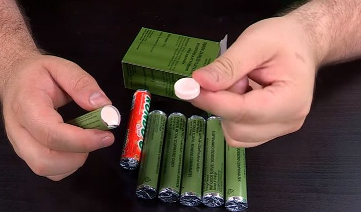 Croatian Company Develops Survival Candy