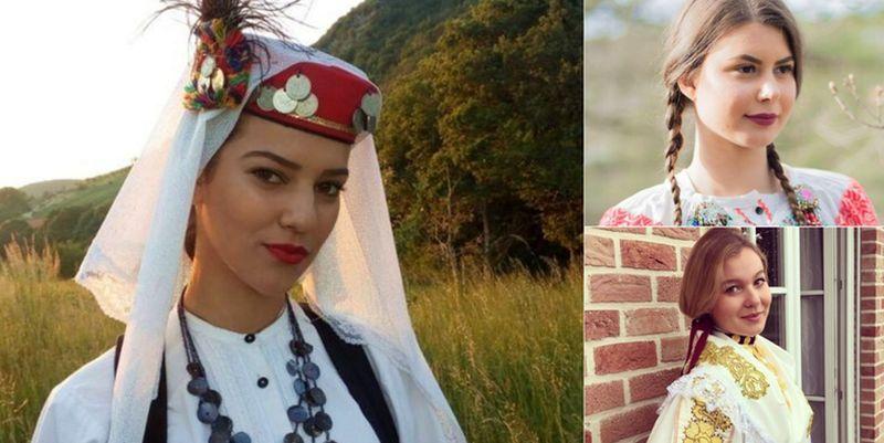 Most Beautiful Croatian in National Costume Outside Croatia Competition