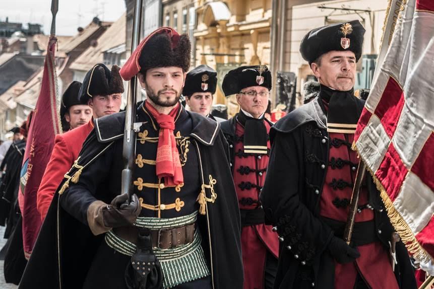 cravat regiment, cravat, croats, croatia, history, invention, www.zadarvillas.com