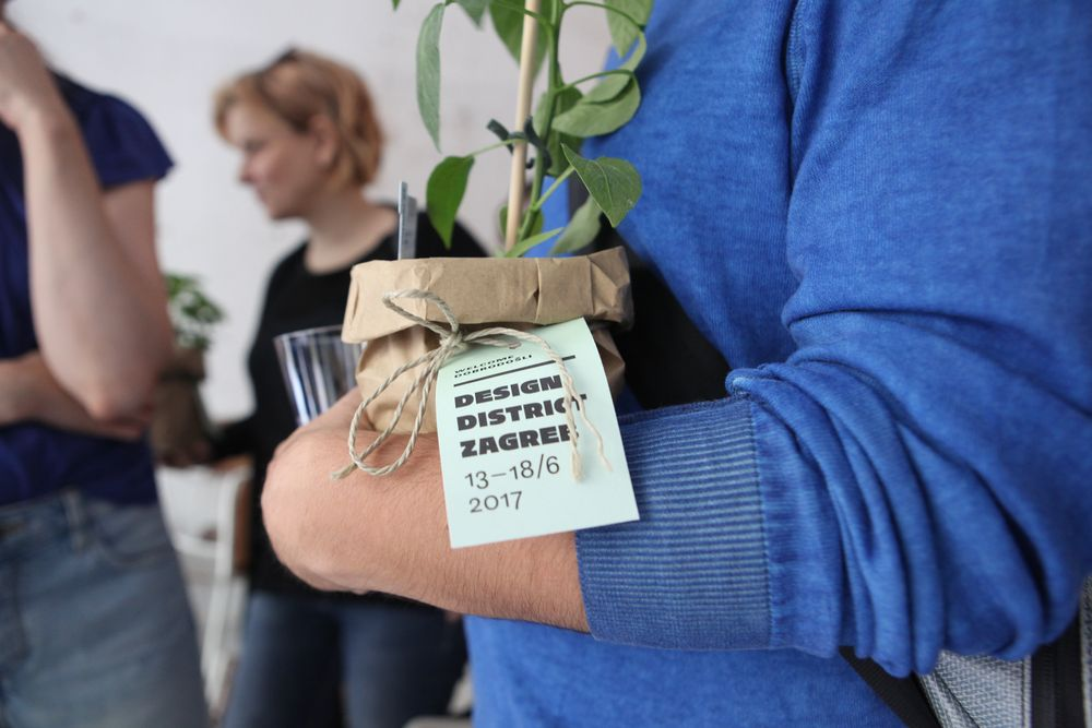 2nd Design District Zagreb Festival Presented