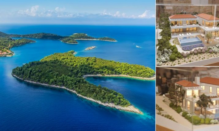 [PHOTOS] New 5-Star Luxury Four Seasons Resort on Hvar Presented
