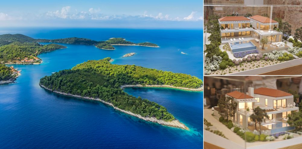 [PHOTOS] New 5-Star Luxury Four Seasons Resort on Hvar Presented