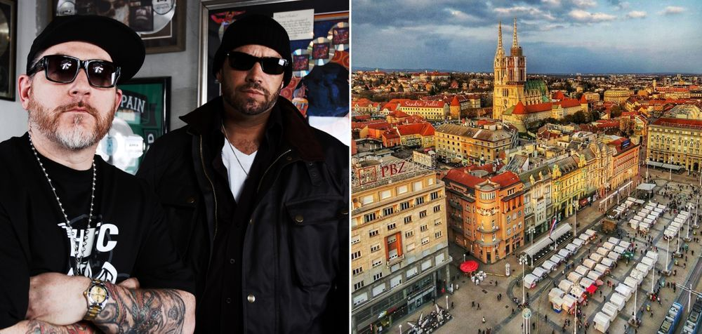 House of Pain to Celebrate 25th Anniversary of 'Jump Around' with Zagreb Concert
