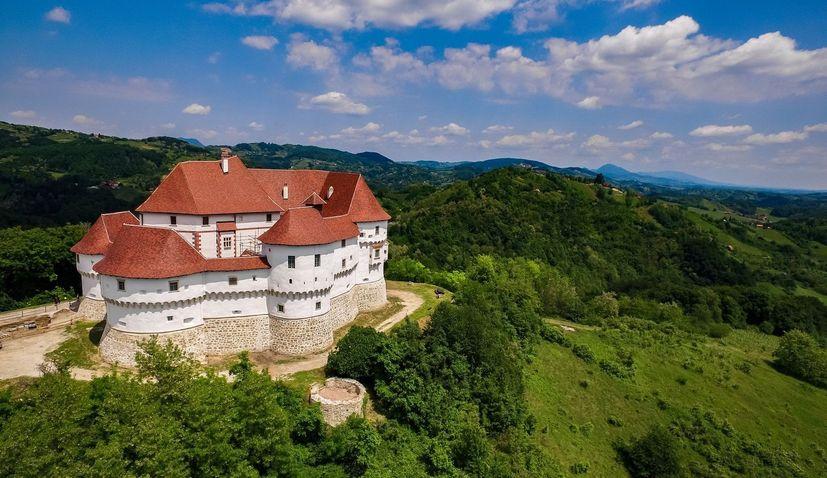 11 stunning castles in Croatia